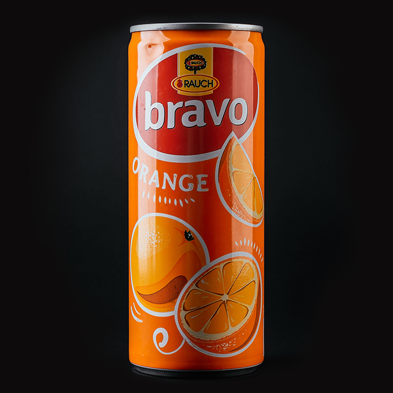 Bravo orange - Pile i Prase