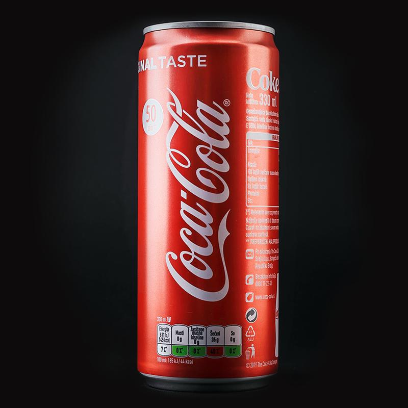 Coca Cola - Pile i Prase