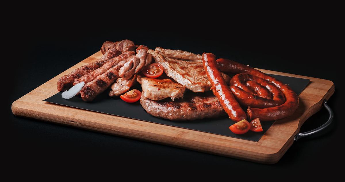 Mešano meso - Pile i prase