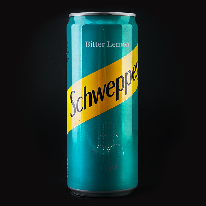 Schweppes bitterlemon - Pile i Prase