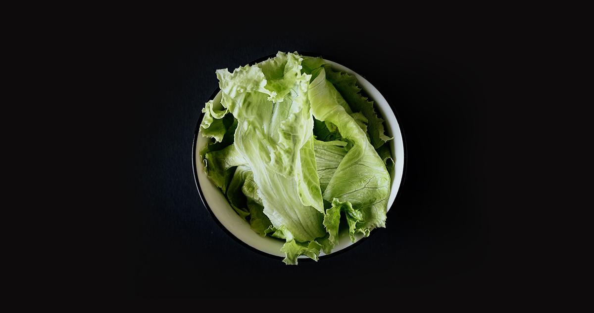 Zelena salata - Pile i prase
